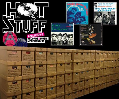 Rare 7 singles collection