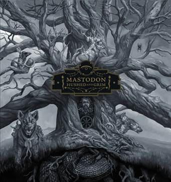 MASTODON - HUSHED AND GRIM 2x 180g Black vinyl (2LP)