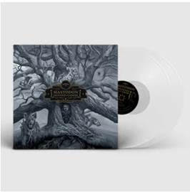 """MASTODON - HUSHED AND GRIM Limited """"indie stores only"""". Clear 2x180g vinyls. (2LP)"""