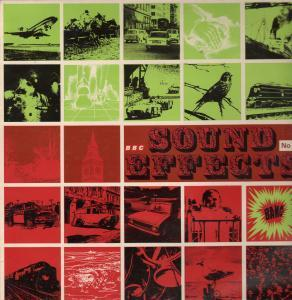 SOUND COMPILATION  Cool 1970 LP from BBC archives, Ex