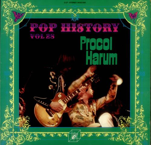 POP HISTORY VOL. 28    Austrian double-Lp , Foldout sleeve, Ex+ condition