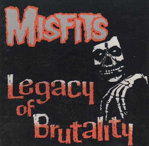 LEGACY OF BRUTALITY    US vinyl