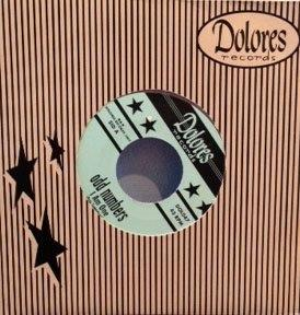 MOVE ON UP/I am one   Dolores singles club, Lim. Ed. 300 copies great