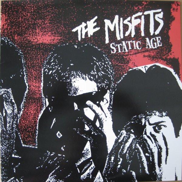 STATIC AGE    US Vinyl