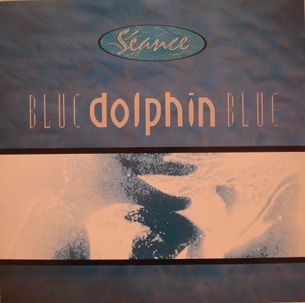 BLUE DOLPHIN BLUE    rare Swiss 1988 synthpop
