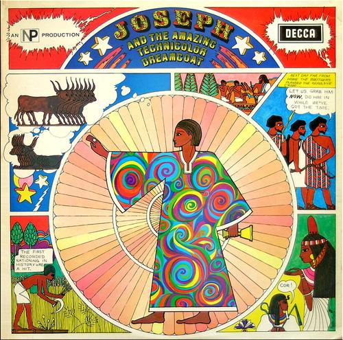 JOSEPH AND THE AMAZING TECHNICOLOUR DREAMCOAT   1969 Uk original, Popsike incl. Andrew L-Weber, Tim