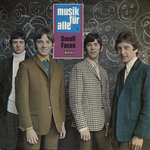 "FROM THE BEGINNING     German laminated original ""Musik für all""  Ex/Vg+"