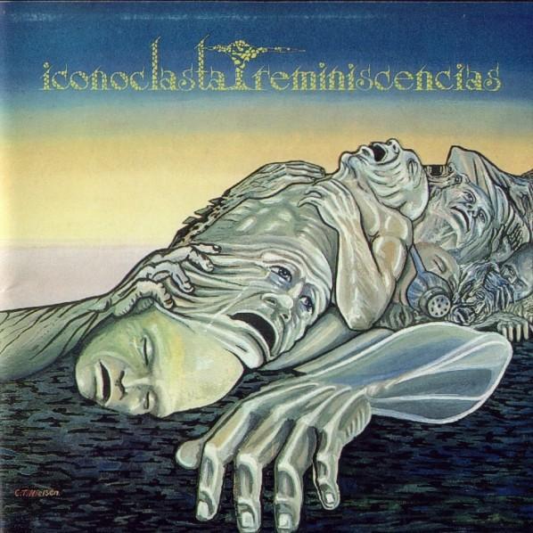 SPLIT LP   Mexican progressive,  Rare 1985 vinyl with insert