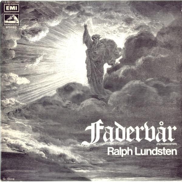 FADER VÅR PATERNOSTER   Rare 1972 original, swedish pressing in Ex+ condition with insert