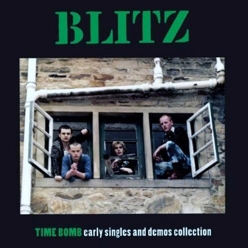 TIME BOMB - Early singles and Demos Collection