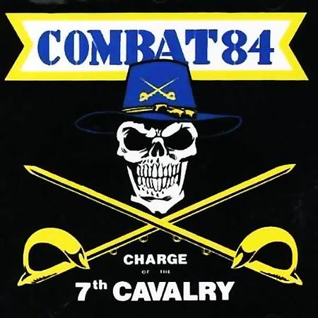 CHARGE OF THE 7TH CAVALRY  UK Oi  re-issue