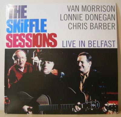 THE SKIFFLE SESSION   live in Belfast, rare 2000 release, Ex+ /Ex, Rare