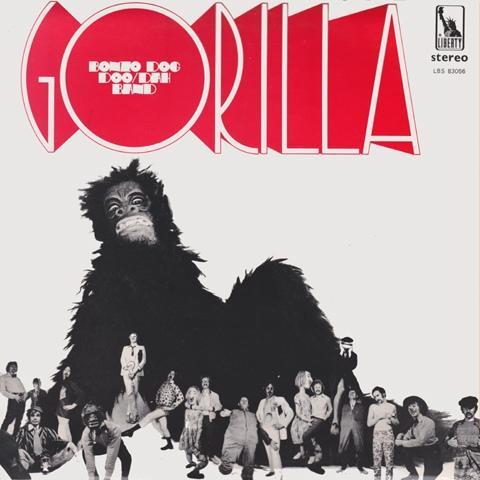 GORILLA  UK Original stereo, 1967