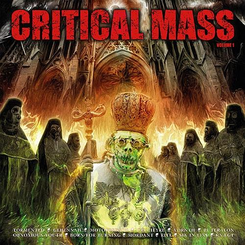 CRITICAL MASS  VOLUME 1   COMPILATION