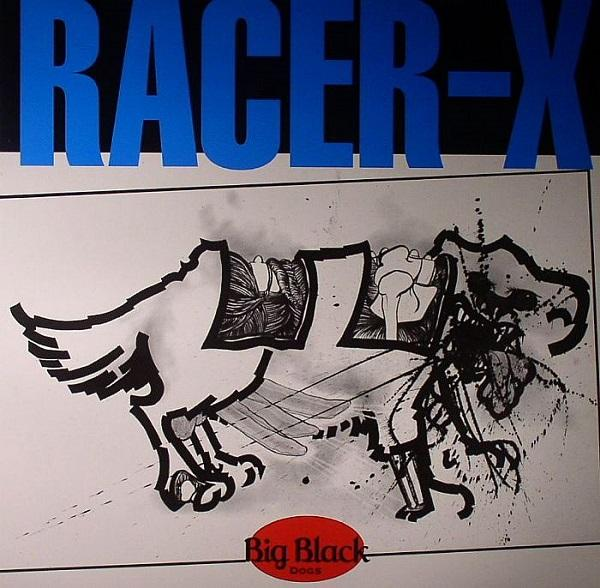 RACER-X     USA re-press