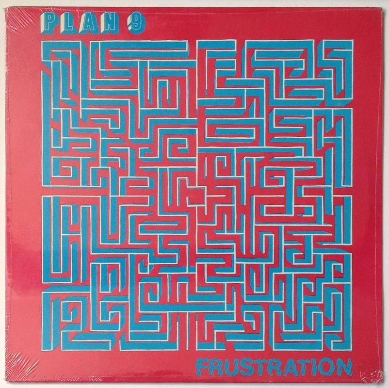 FRUSTRATION    Voxx 1982, garage punk, Ex+