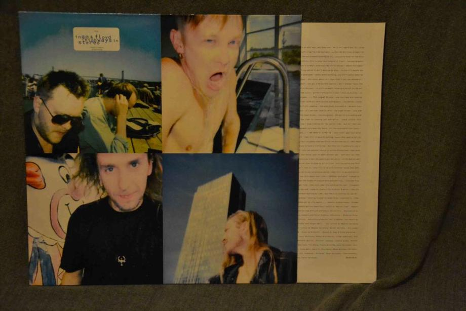 HIGHWAYS IN STEREO   Great 1992 album incl. innersleeve