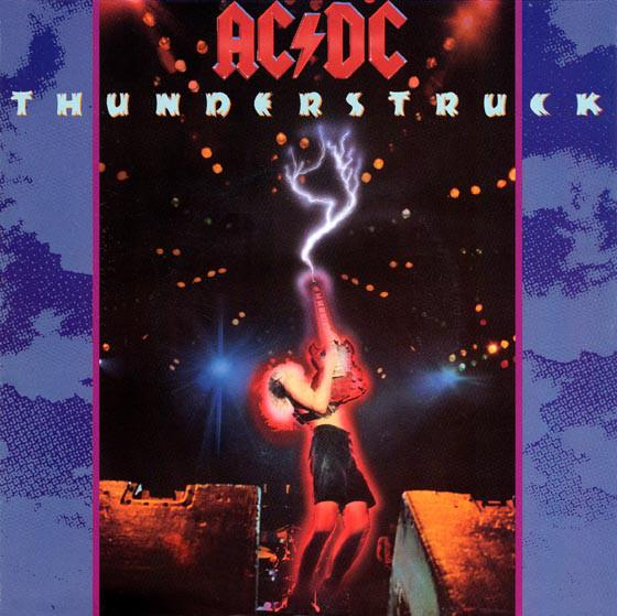 THUNDERSTRUCK     German Original