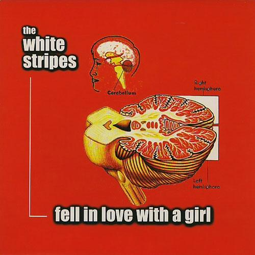FELL IN LOVE WITH A GIRL / I just don´t know what to do with myself    UK