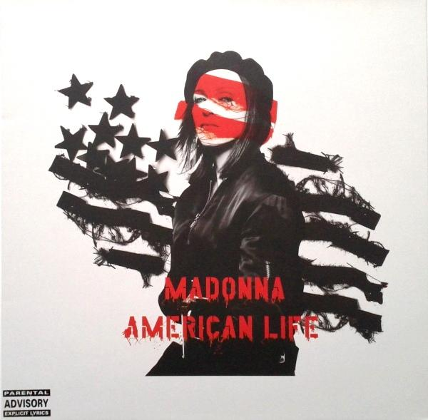 AMERICAN LIFE( edit with rap ) / Die another Day    UK  W603T