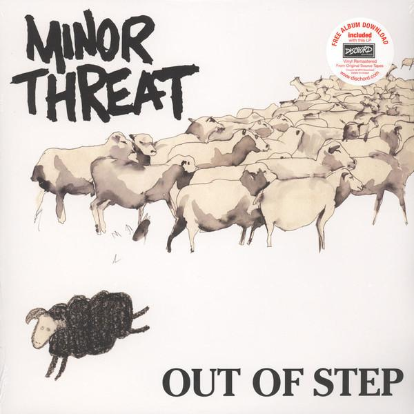 OUT OF STEP    1983 Album