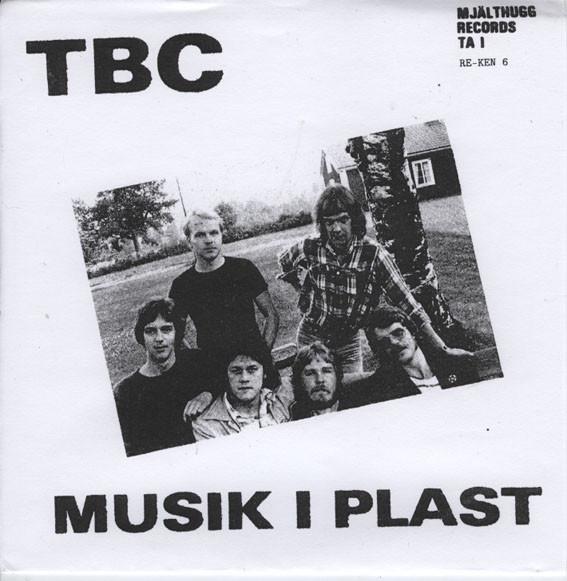 MUSIK I PLAST   Re-issue in white vinyl
