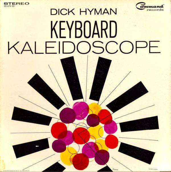 KEYBOARD KALEIDOSCOPE     exotic organ psyche, Great. Us original Gatefold sleeve 1964