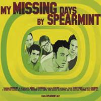 MY MISSING DAYS   4th album by the indiepop heroes