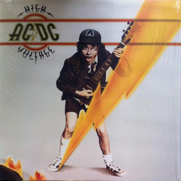 HIGH VOLTAGE   Remastered 180g reissue.