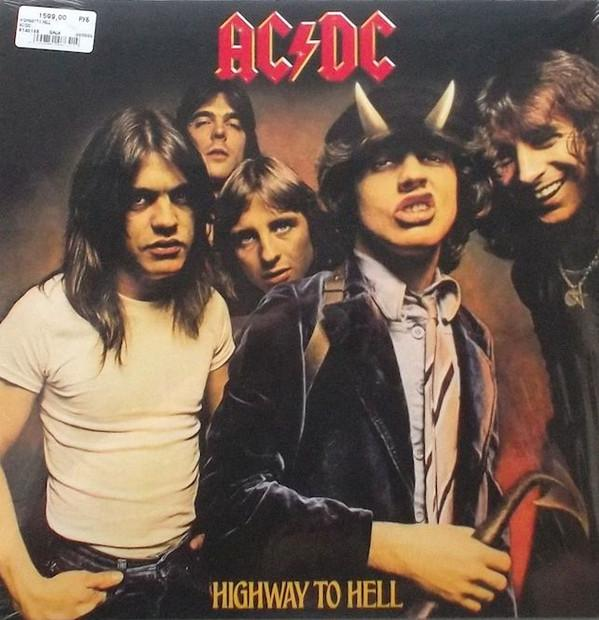 HIGHWAY TO HELL  Remastered 180g reissue.