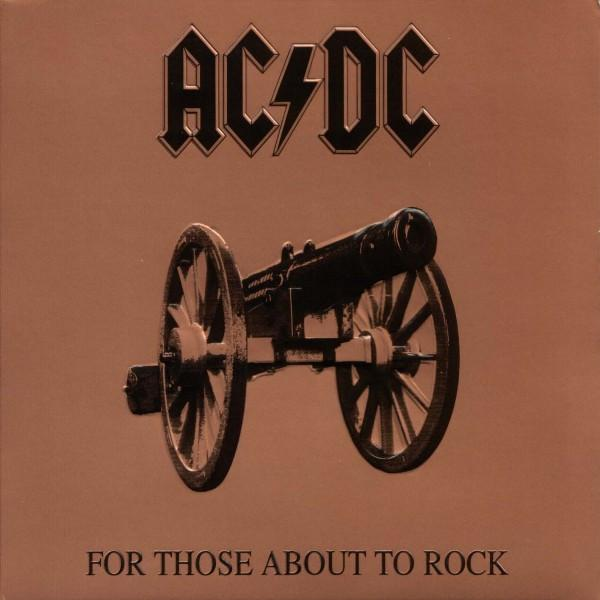 FOR THOSE ABOUT TO ROCK.. Remastered 180g reissue.