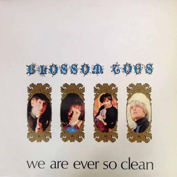 WE ARE EVER SO CLEAN   Re-issue