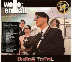 CHAOS TOTAL    CD+DVD