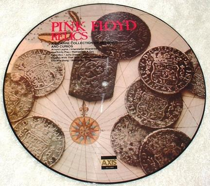 RELICS    Picture Disc. Re-issue.