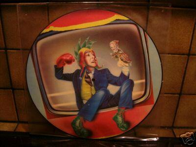 PUNCH & JUDY + 2  Picture Disc, rare Ex+