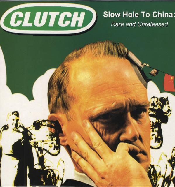 SLOW HOLE TO CHINA  re-issue