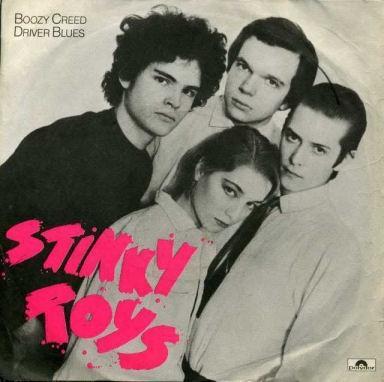 BOOZY CREED / Driver Blues    UK 1977
