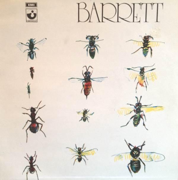 BARRETT   re-issue