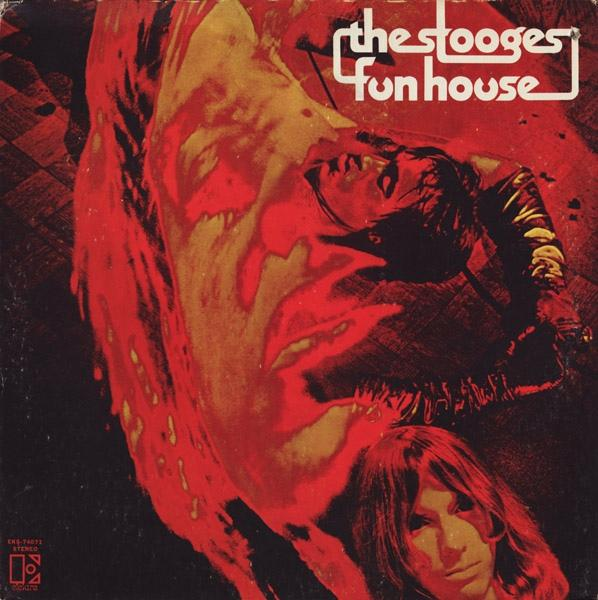 FUNHOUSE    Canadian 70/80 repress, gatefold sleeve, Red/black label