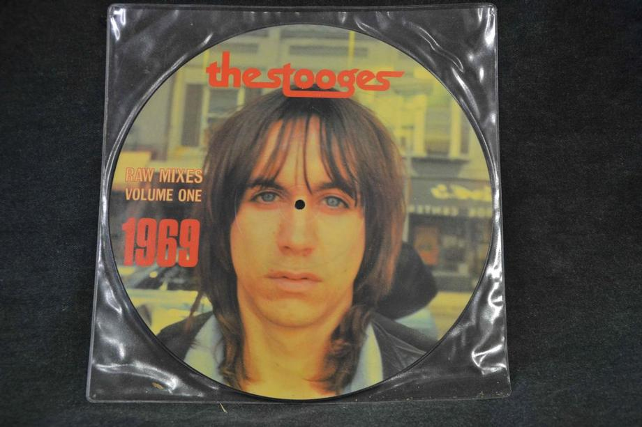 RAW MIXES    Volume One 1969 Pic disc Mint-