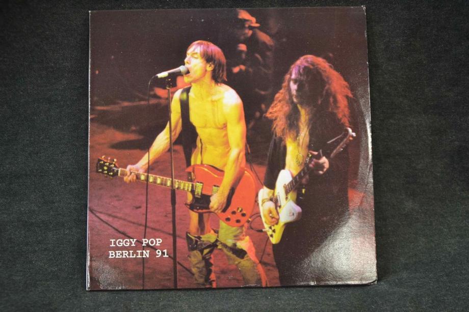 Berlin 91    Live Lim ed 2500  copies,  Mint