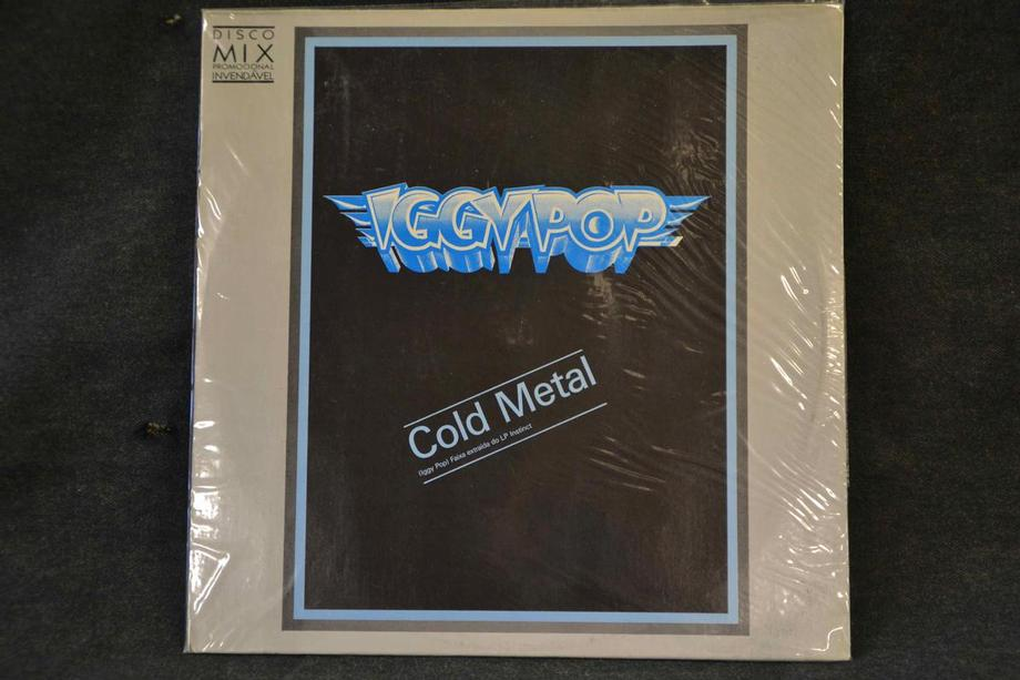 COLD METAL    Brasilian Promo with totally unique sleeve, , Rare Mint-