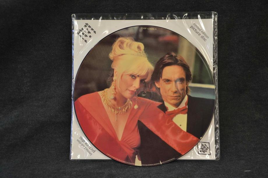 WELL DID YOU EVAH! / WHO WANTS TO BE A MILLIONAIRE    Pic disc w insert Mint-