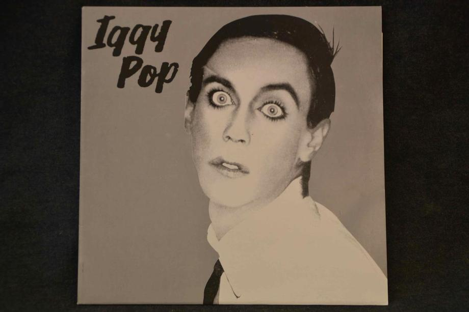 IGGY POP    Live Boston 1988 Mint-