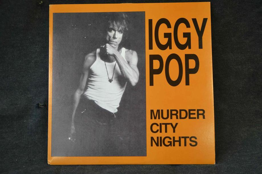 MURDER CITY NIGHT    Live Berlin 1991 Mint-