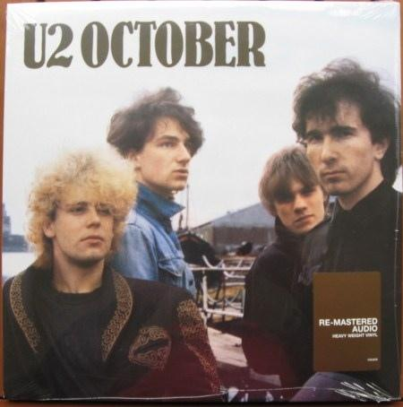 OCTOBER   180g remastered reissue