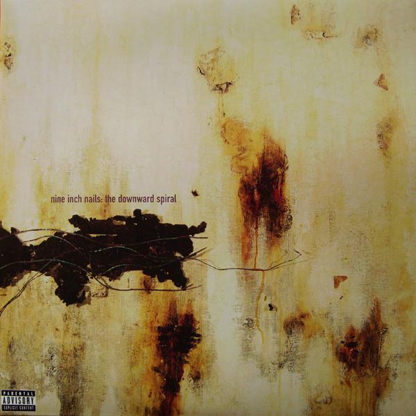 DOWNWARD SPIRAL   Deluxe 180g reissue, USA pressing