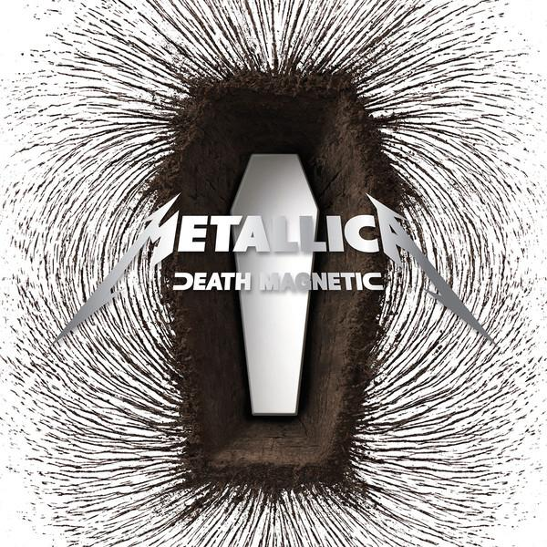 DEATH MAGNETIC   180g Reissue