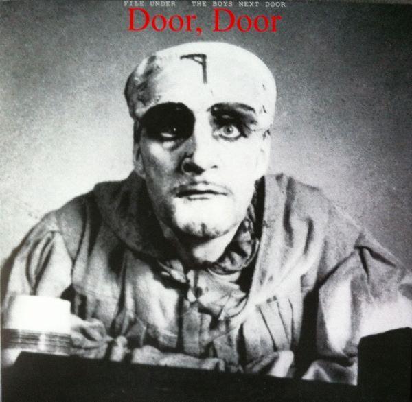 DOOR DOOR  Re-Issue