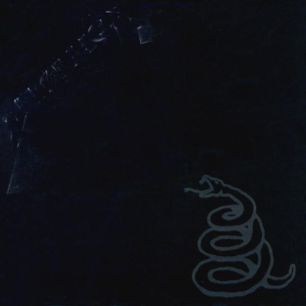 METALLICA ( Black Album)  180g Reissue